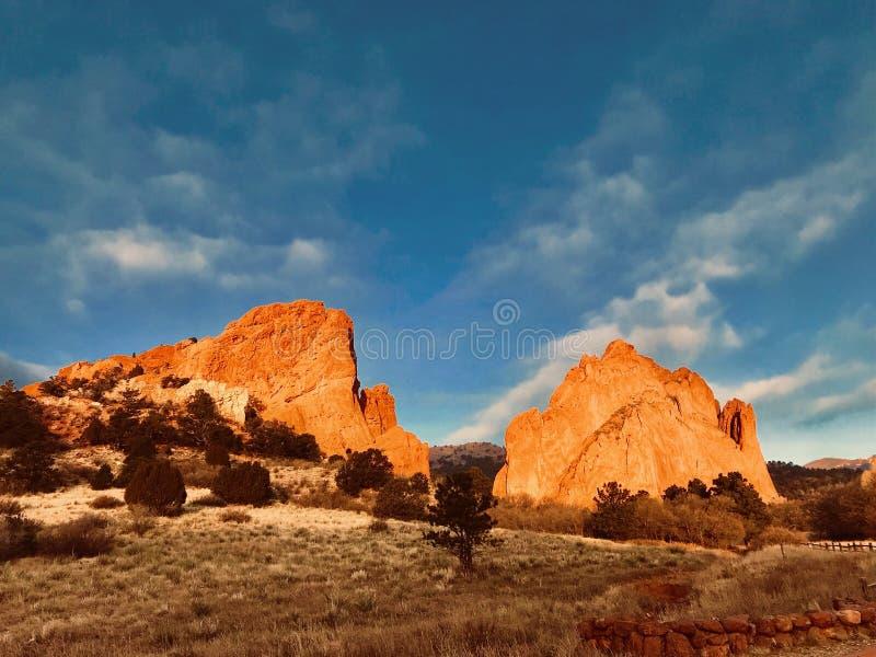 Colorado Springs stockbild