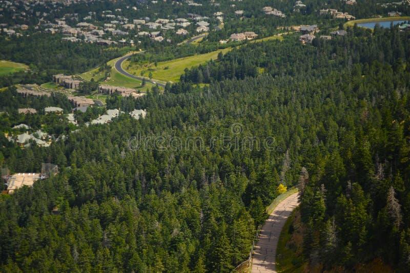 Colorado Springs immagini stock libere da diritti