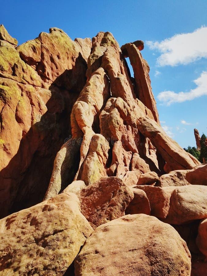 Colorado Springs, AIZ fotografie stock