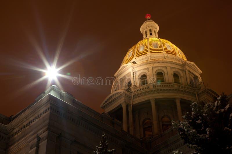 Colorado stolicę państwa zdjęcie stock