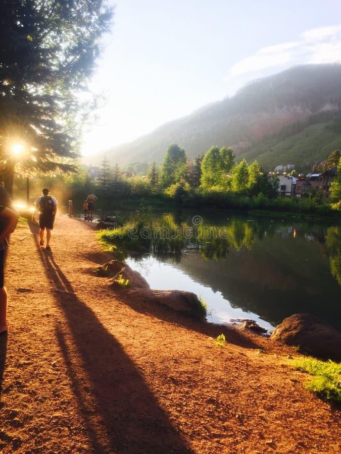 Colorado sulla mia mente fotografie stock libere da diritti