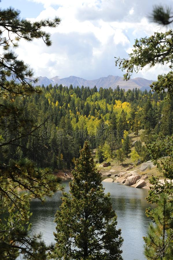 Colorado Toneel stock afbeelding