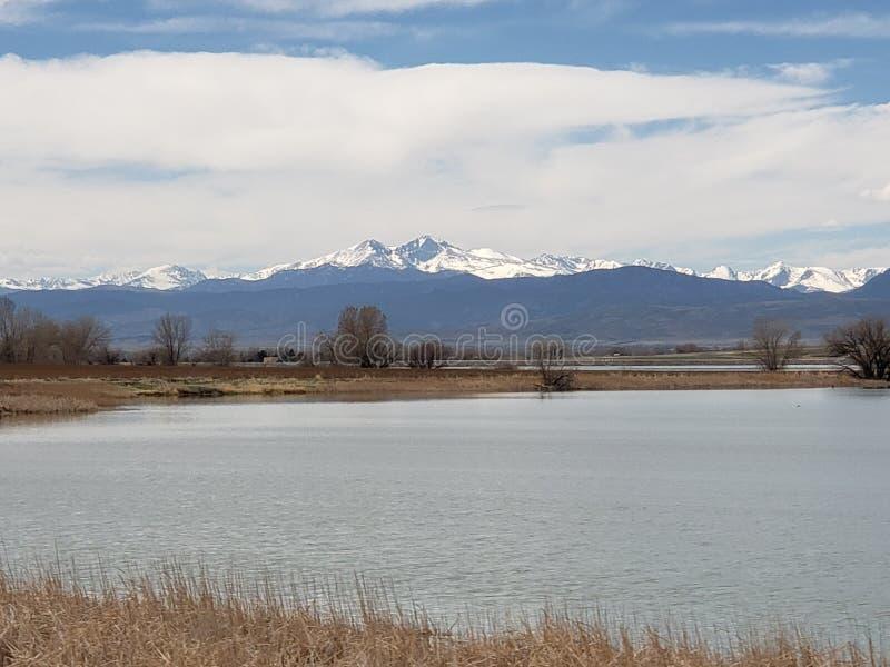 Colorado träumen den Traum lizenzfreies stockbild