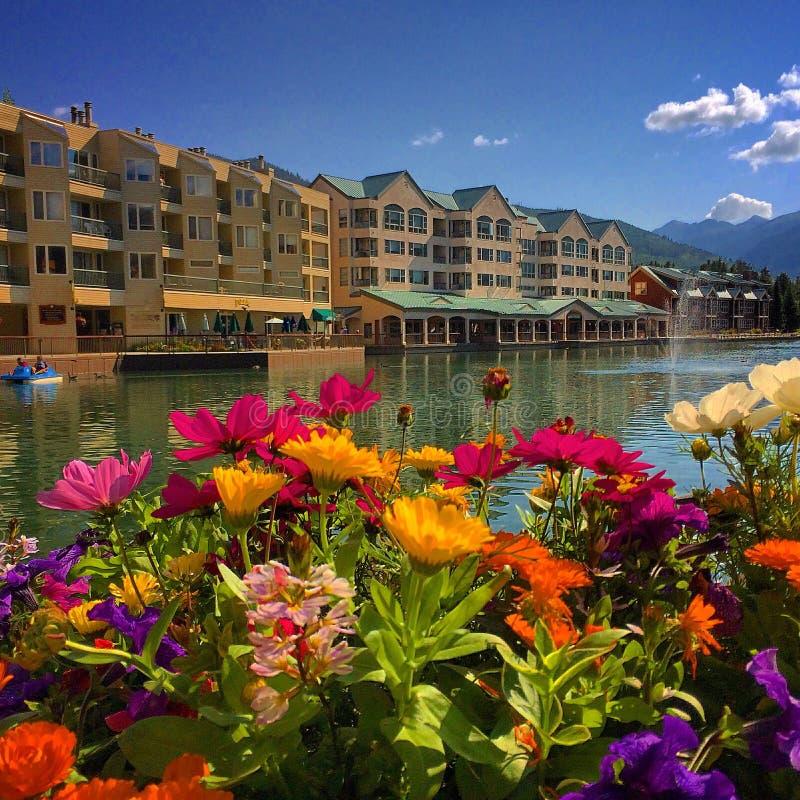 Colorado trapezoidal fotos de archivo libres de regalías