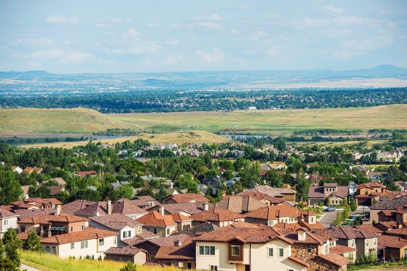 Colorado uppehälle arkivbild