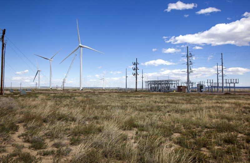 Download Colorado Wind Power stock photo. Image of alternative - 34146852