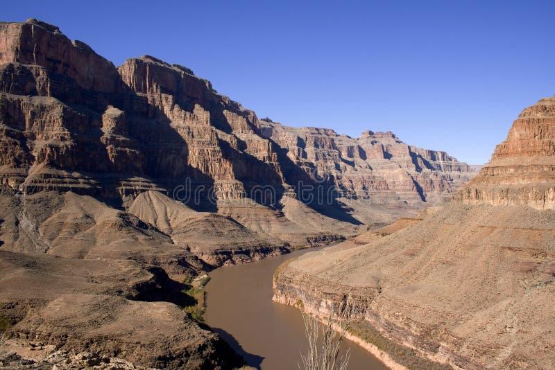 Coloradofloden royaltyfri foto
