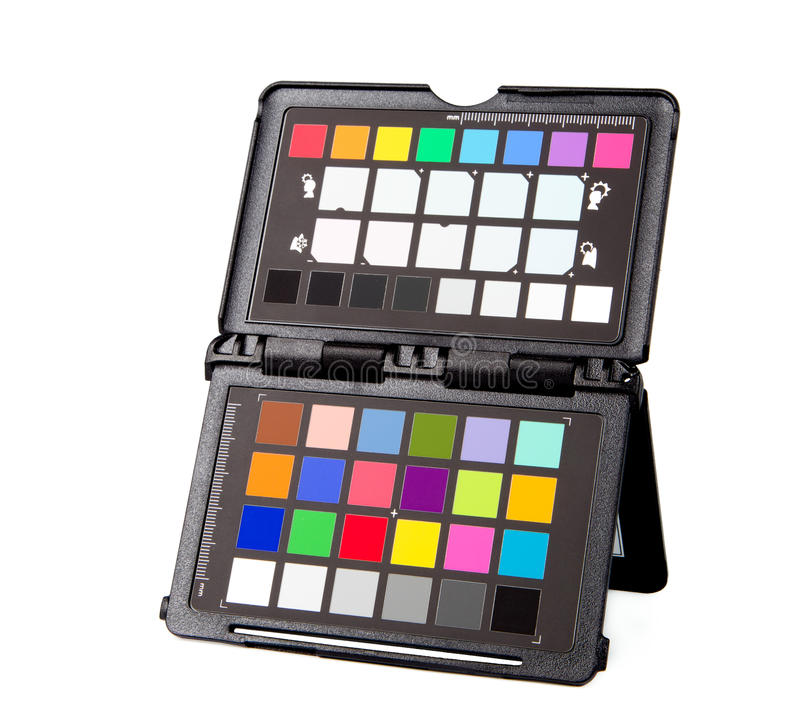 Colorchecker photos stock