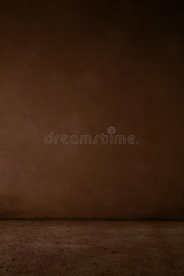 Colore dell'ossido di ferro fotografia stock libera da diritti