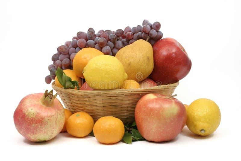 Colore di frutta mediterranea immagini stock