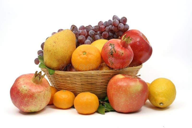 Colore di frutta mediterranea fotografie stock libere da diritti