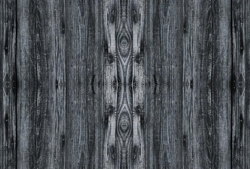Colore di legno verticale di gray della parete Grande fondo astratto fotografia stock libera da diritti