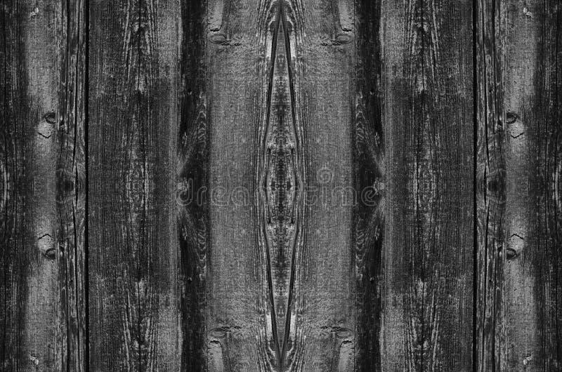 Colore di legno verticale di gray della parete Grande fondo astratto immagine stock