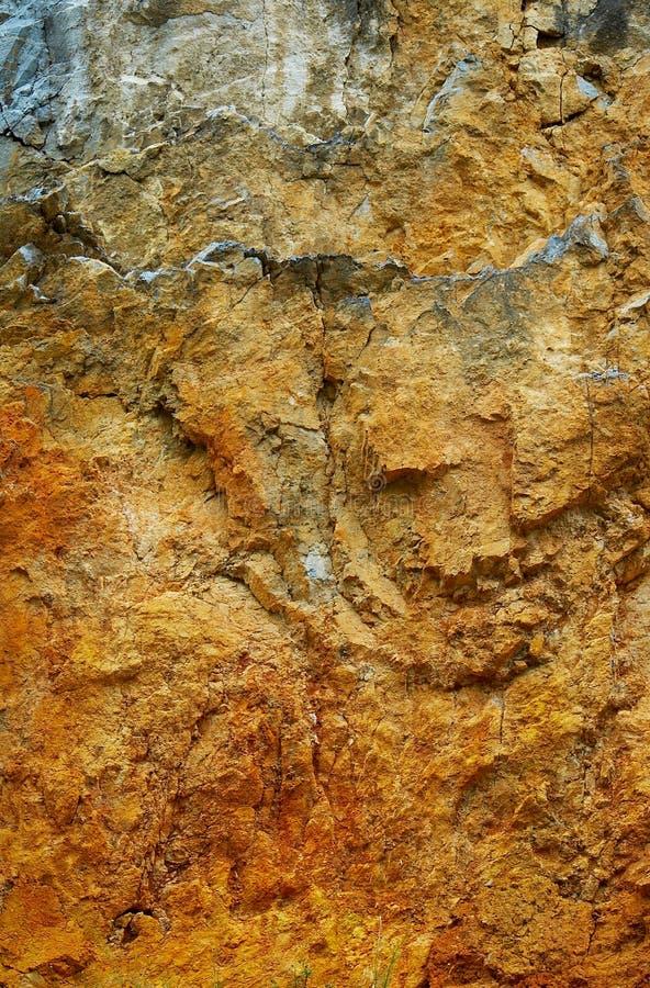Colore di struttura della roccia fotografia stock