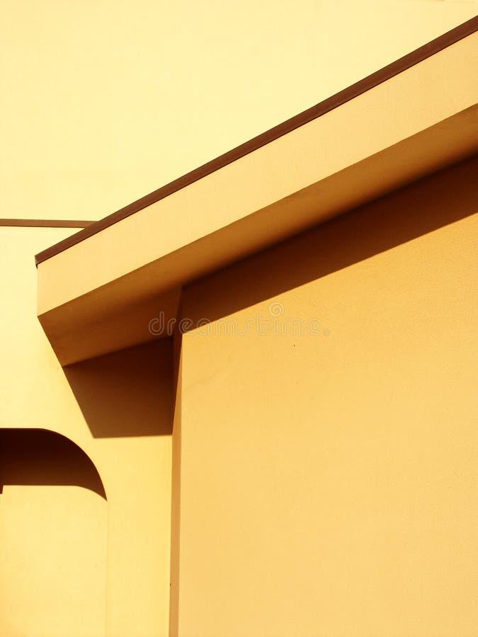 Colore giallo fotografie stock libere da diritti