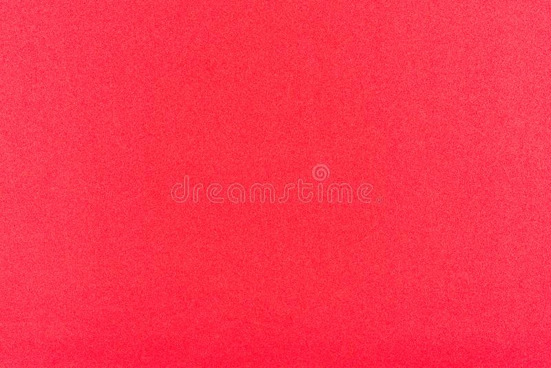 Colore giallo rosso di pendenza con struttura dalla carta reale della spugna della schiuma per fondo, il contesto o la progettazi immagini stock libere da diritti