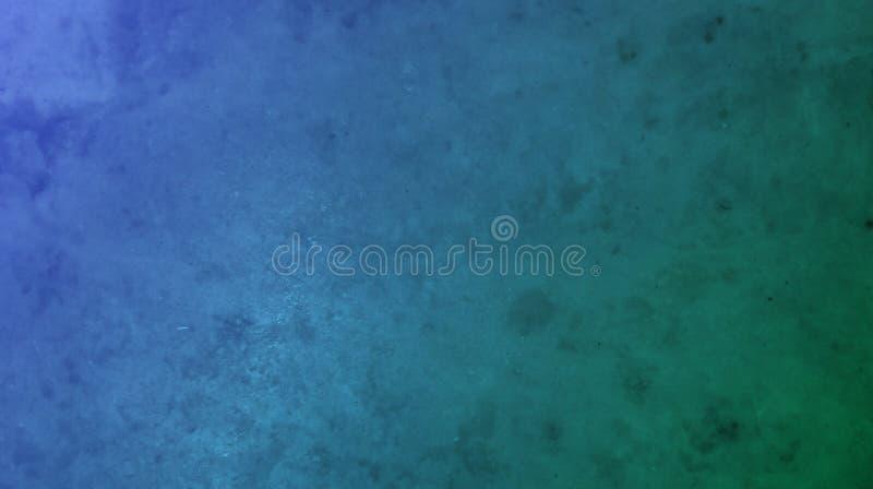 Colore verde blu elettrico dell'erba dell'estratto variopinto con fondo strutturato royalty illustrazione gratis