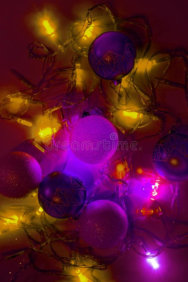 Colored abstraction royalty free stock photo