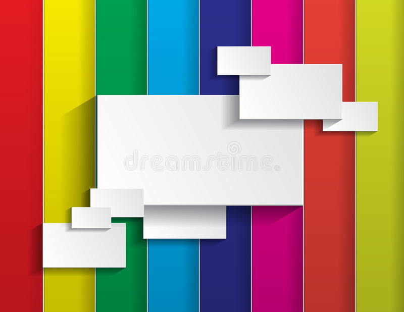 Colored Background vector illustration