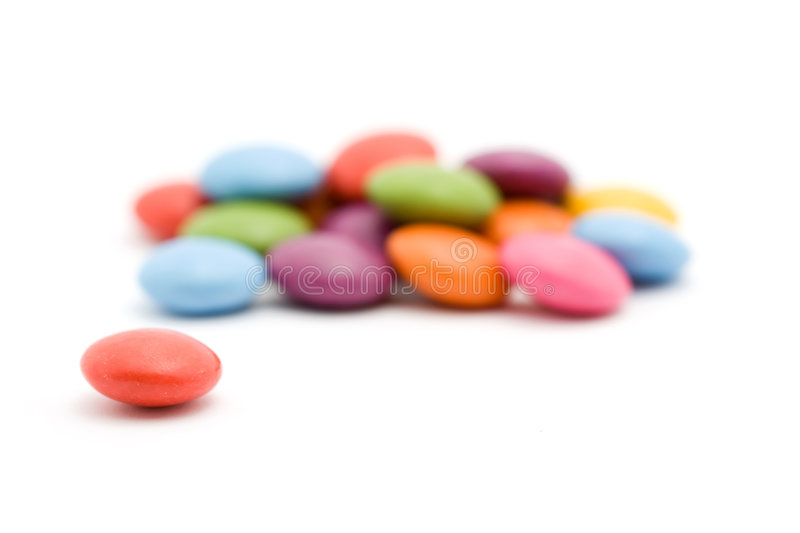 Download Colored bonbons stock image. Image of color, candy, background - 7184945