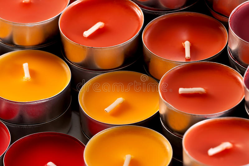 Download Colored candles stock image. Image of white, glow, lights - 21636527
