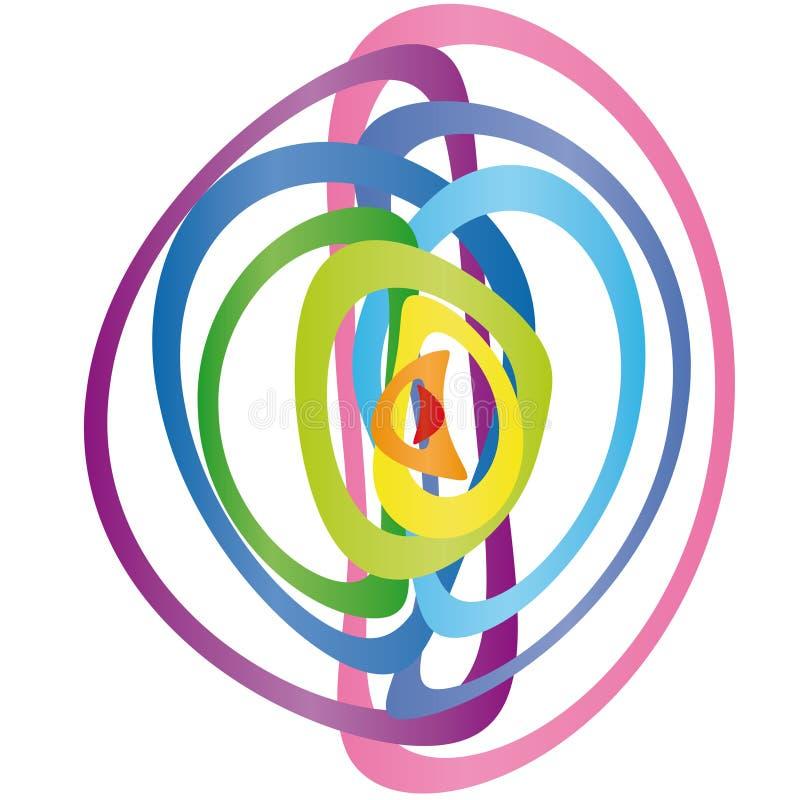 Colored circles (vector)