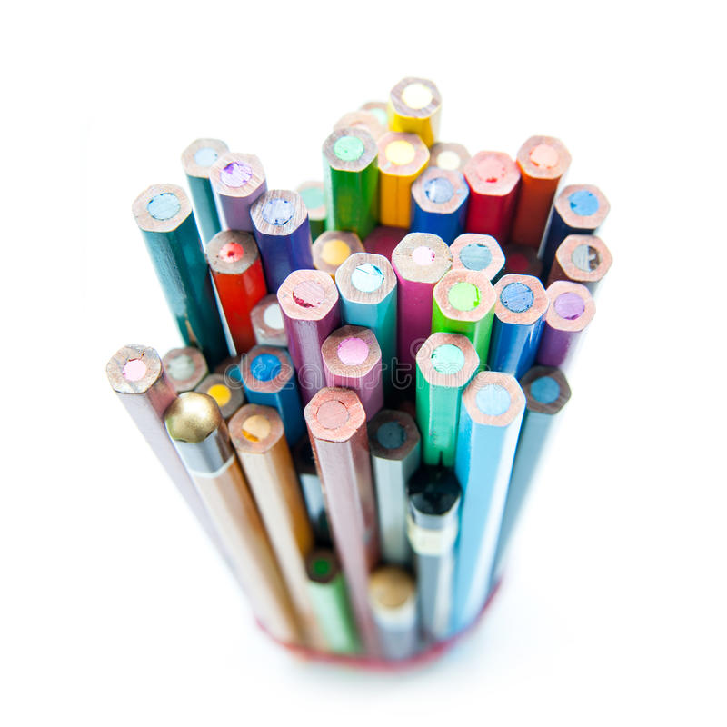 Free Colored Crayons Royalty Free Stock Photography - 59938637