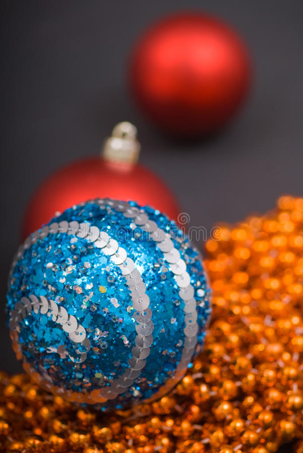 Download Colored Decoration For Christmas Stock Illustration - Image: 17306088