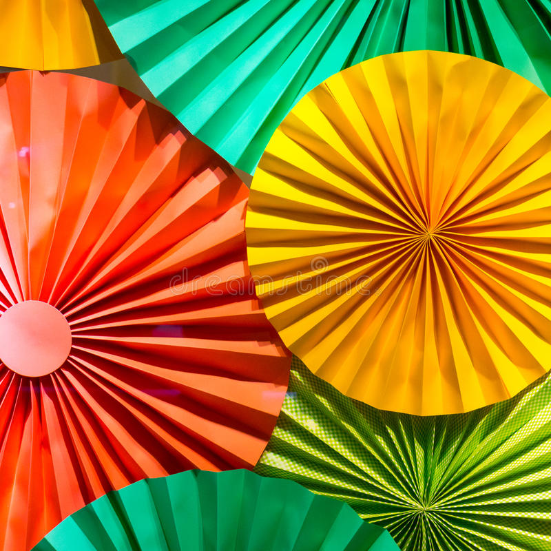 Download Colored Folded Paper Pattern Stock Photo - Image: 42368024