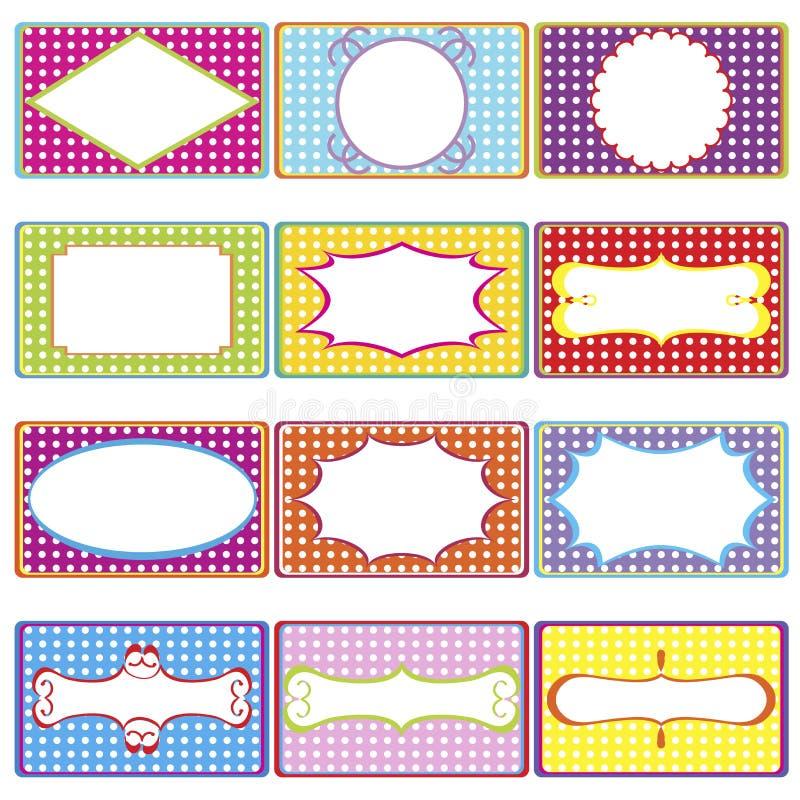 Colorful Colored Frames For Pictures Frieze - Ideas de Marcos ...