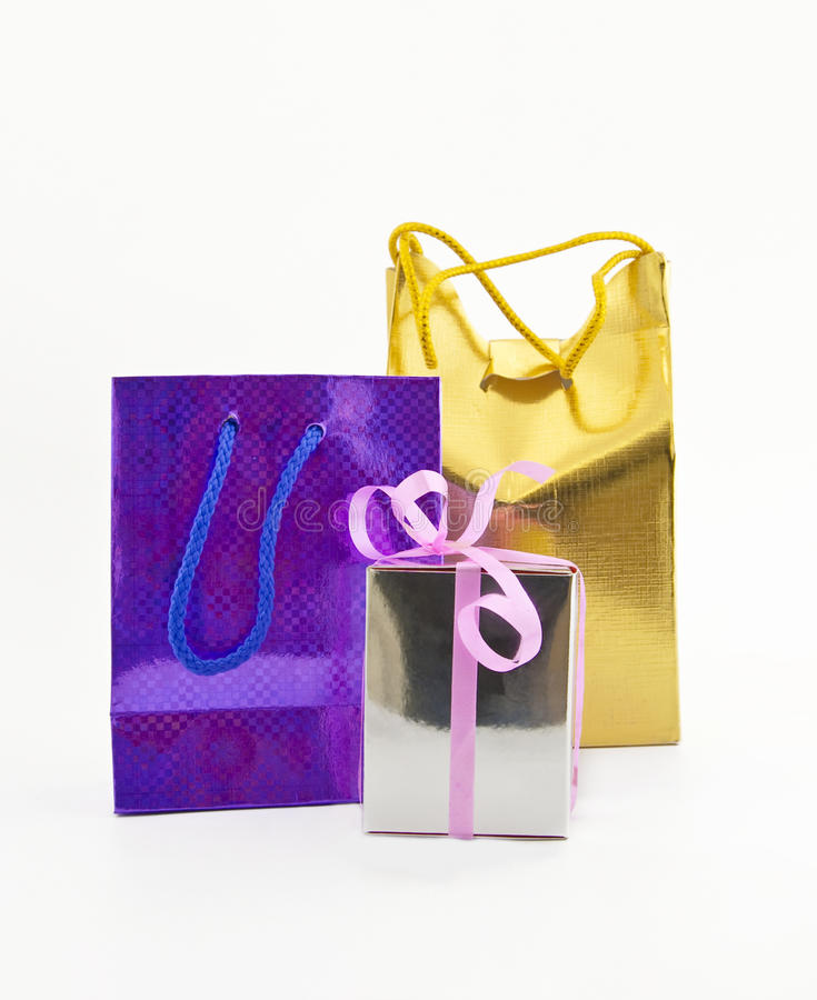 Download Colored Gift Packages Stock Images - Image: 11804574
