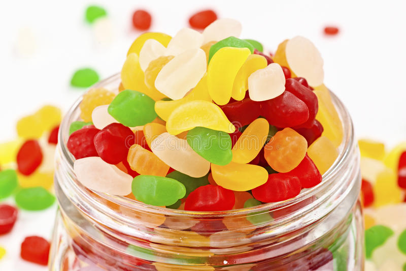 Download Colored gums stock photo. Image of gelatin, colors, snack - 26409332