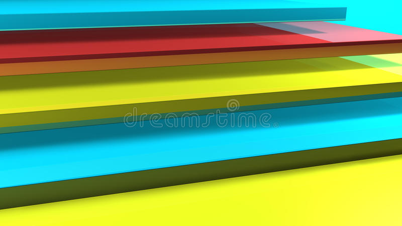 Download Colored Layers Royalty Free Stock Photos - Image: 11279088