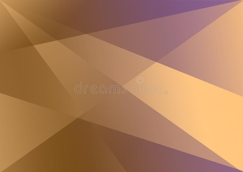 Colored linear shape background gradient background. For use with design royalty free stock image