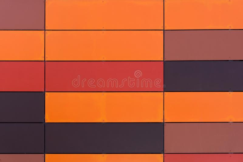 Colored paper cubes disco energy futuristic glow . royalty free stock photos