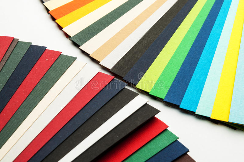 Download Colored paper strips. stock photo. Image of surface, stripe - 24893480