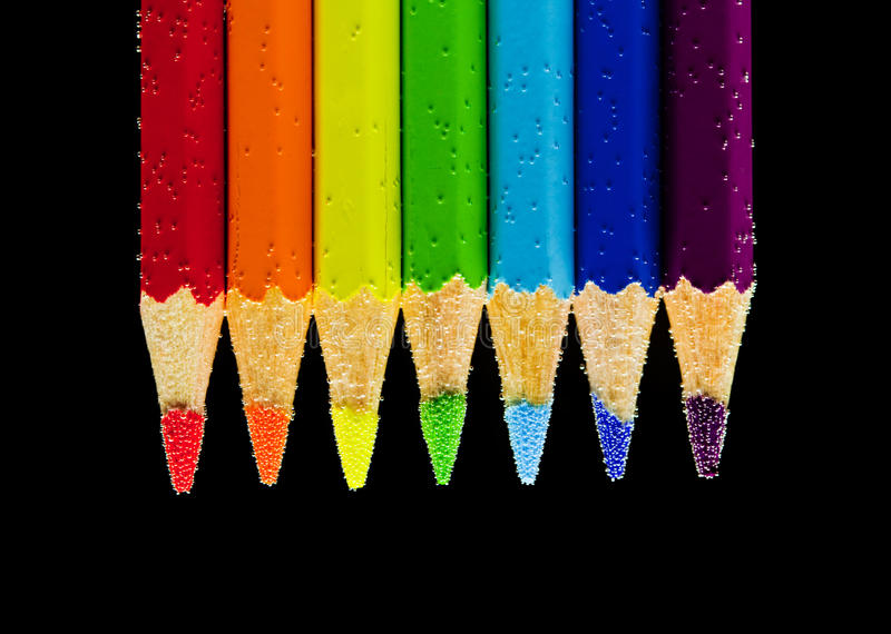 Download Colored Pencils Stock Photography - Image: 16619572