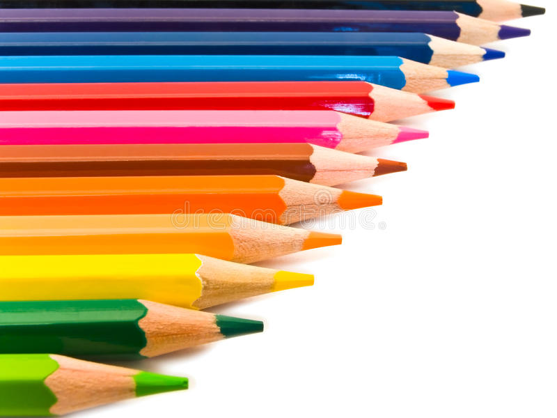 Download Colored Pencils Stock Images - Image: 9783384