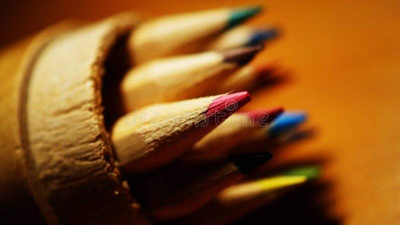 Colored Pencils Free Public Domain Cc0 Image
