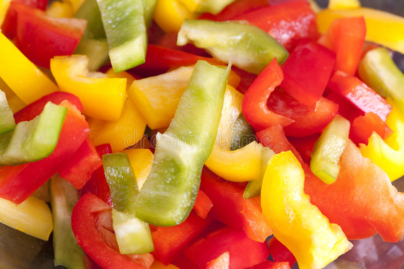 Download Colored Peppers Mixed Royalty Free Stock Photography - Image: 28530957