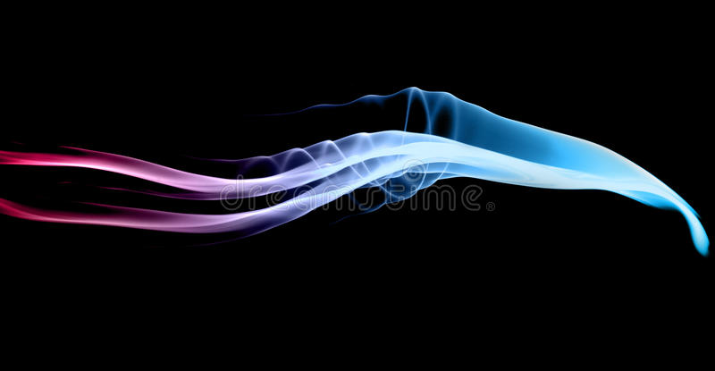 Download Colored smoke stock photo. Image of form, abstract, curl - 13365608
