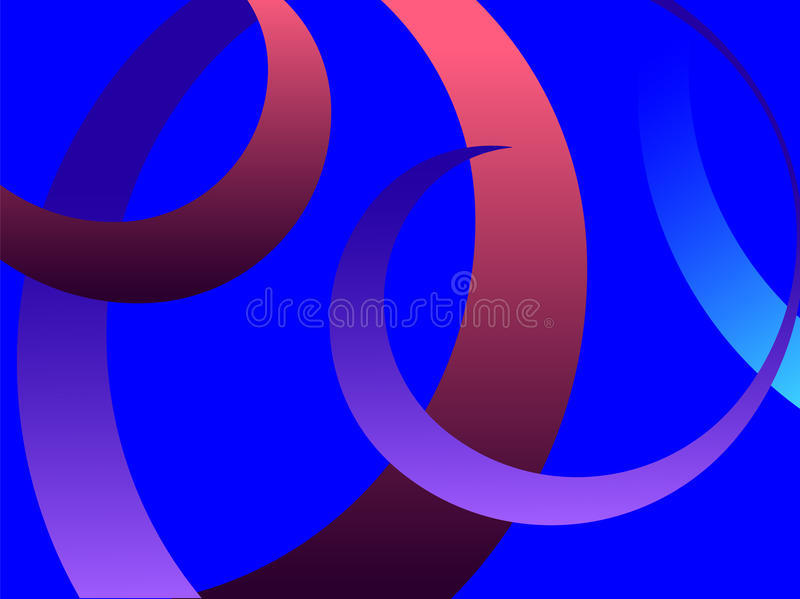 Download Colored tapes stock vector. Image of style, decoration - 20988940