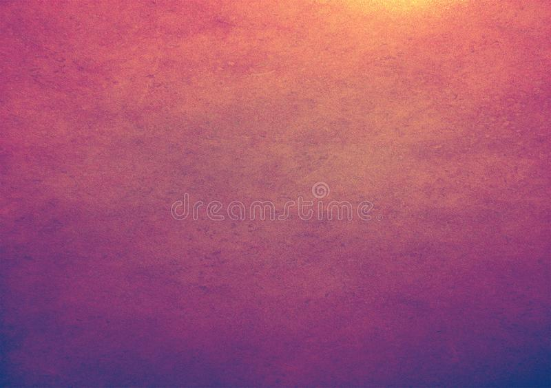 Colored textured gradient wallpaper background design royalty free stock photography
