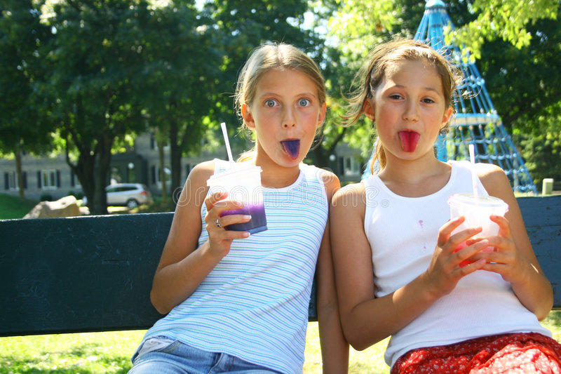 Download Colored tongues stock image. Image of conceptual, cups - 6541347