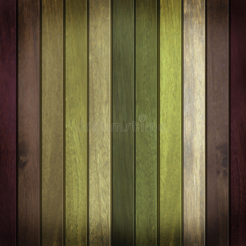 Colored wooden texture. Raster artwork royalty free illustration