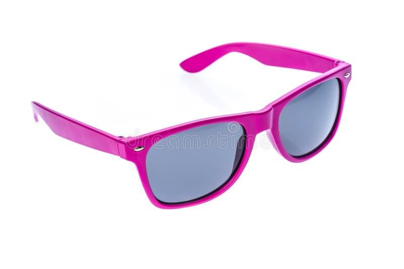 Coloree las gafas de sol de los niños, las sombras del sol o las gafas aisladas encendido foto de archivo libre de regalías
