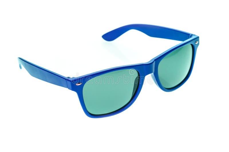 Coloree las gafas de sol de los niños, las sombras del sol o las gafas aisladas encendido fotos de archivo libres de regalías