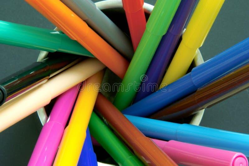Colores imagenes de archivo