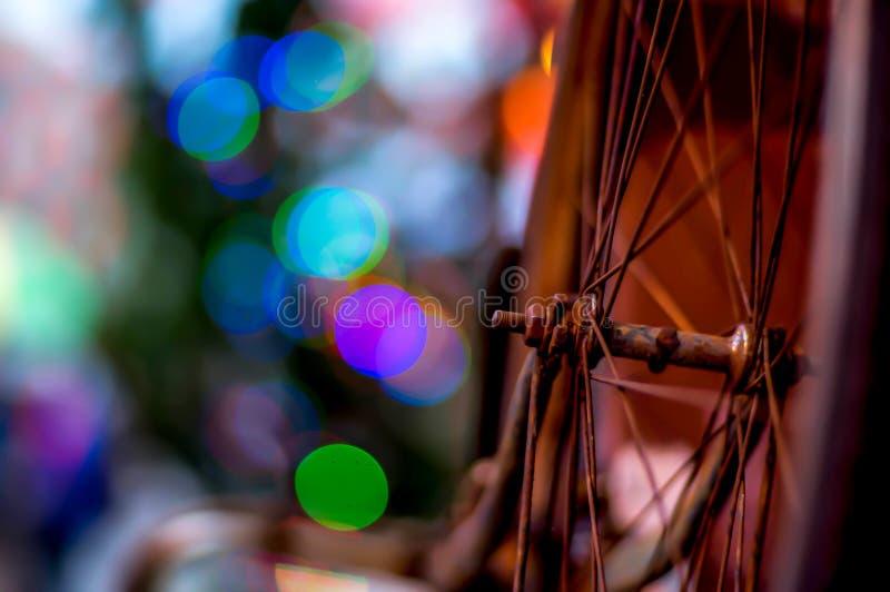 Colores abstractos fotografía de archivo