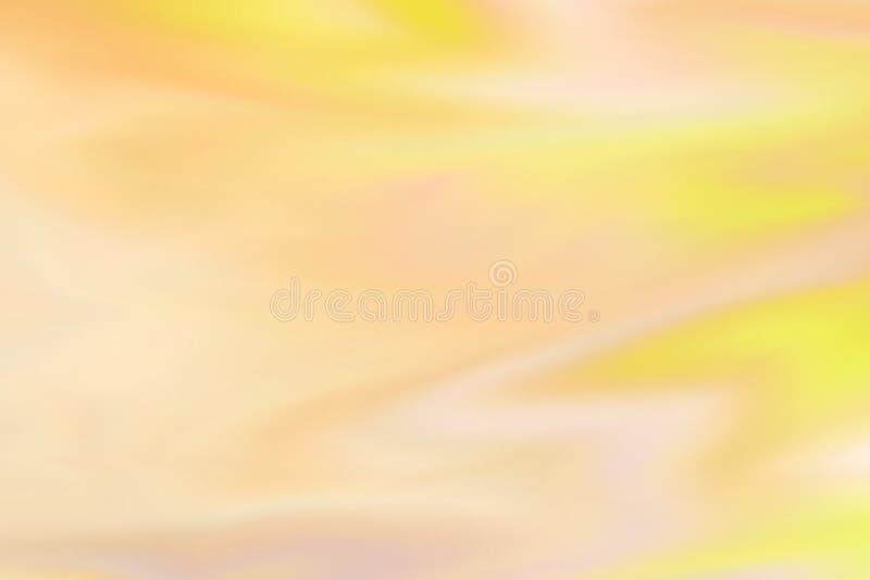Colores borrosos de la salida del sol, pendiente hermosa, ejemplo de la trama fotos de archivo libres de regalías